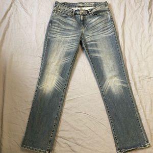 Levi's Signature Modern Straight Jean Size 10